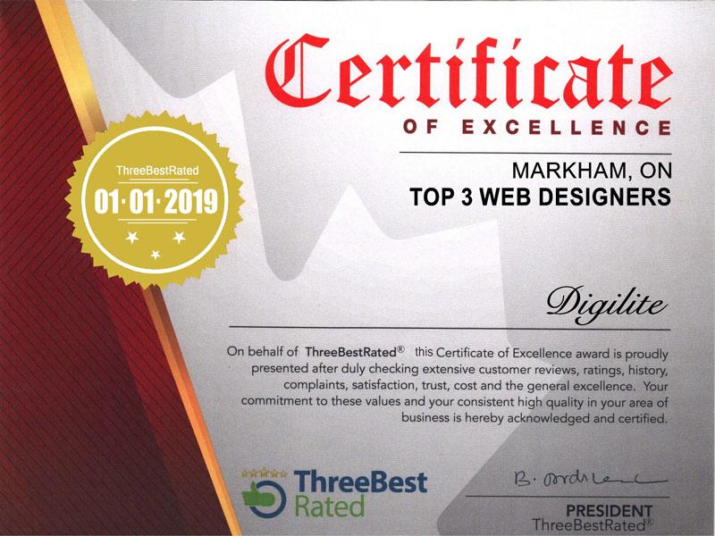 Best Web Design Studios in Markham