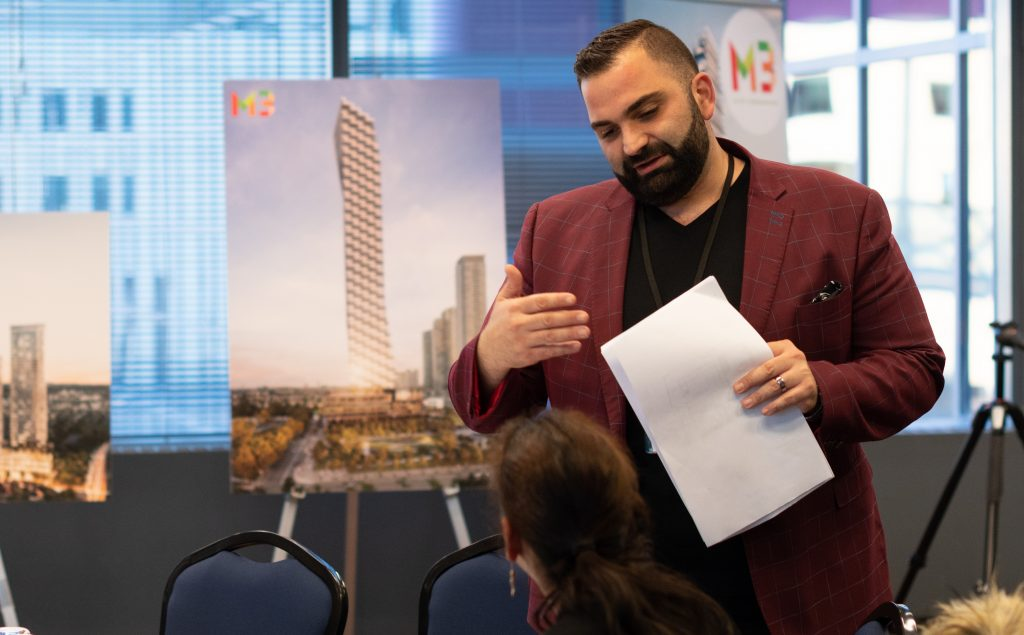 Nerses Sraidarian Toronto Storeys 2018 Realtor of the Year
