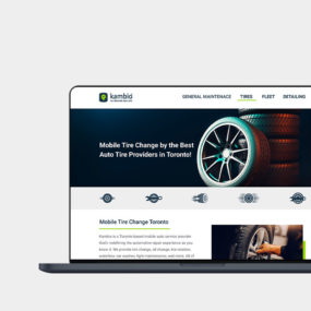 Kambio website