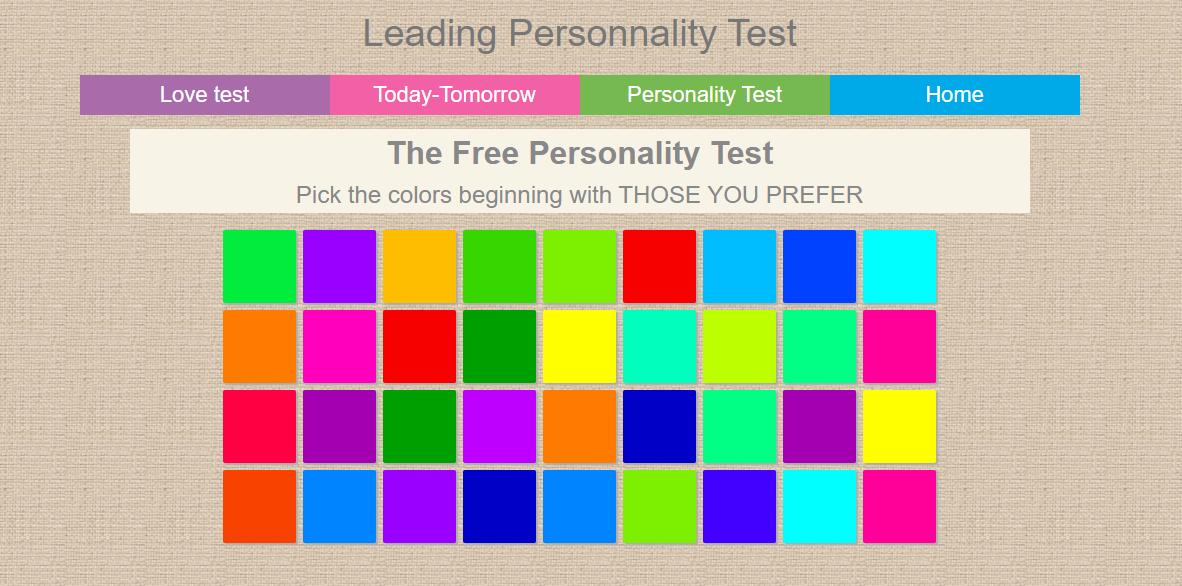 testcolor