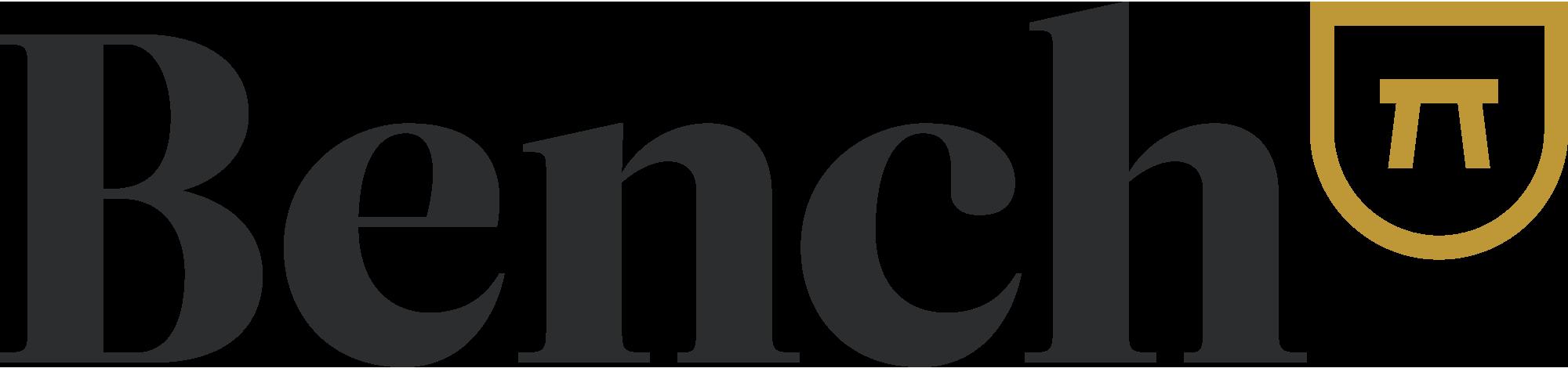 Bench+logo-gold