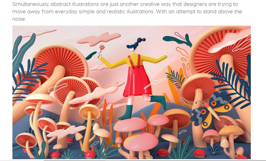 graphic design trends blog