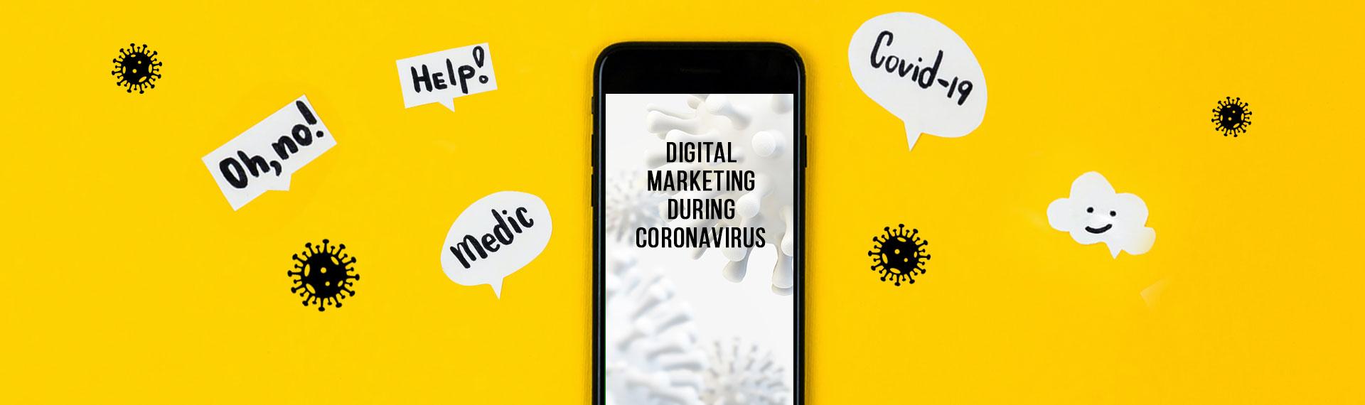 Covid19 and digital marketing